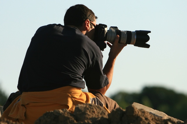 How To Become A Great Photographer to back up the